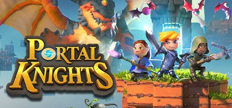 Portal Knights Cover PC