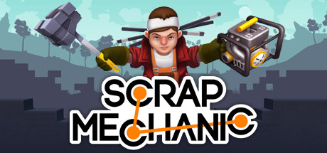 Scrap Mechanic Cover PC