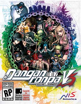 Danganronpa V3 Killing Harmony-CODEX