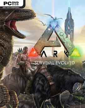 ARK Survival Evolved v206.2 Cracked