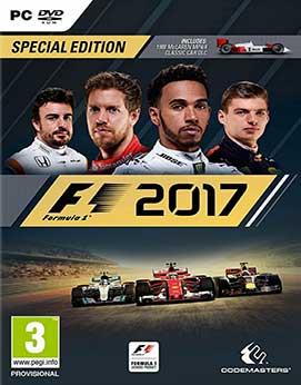 F1 2017 UPDATE 1.7-CPY
