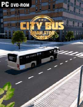 City Bus Simulator 2018-SKIDROW