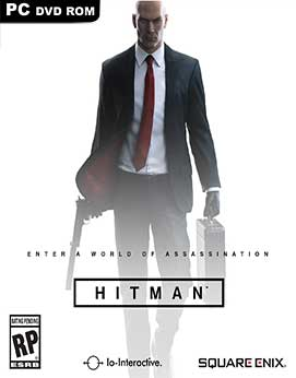 HITMAN Episode 1-FULL UNLOCKED