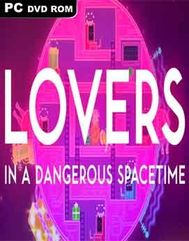 Lovers in a Dangerous Spacetime-TiNYiSO