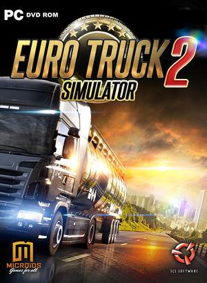 Euro Truck Simulator 2 v1.22.2.3 Update-SKIDROW