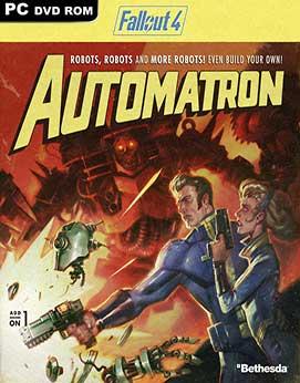 Fallout 4 Automatron DLC-CODEX