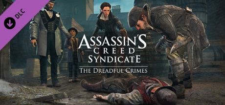Assassins Creed Syndicate The Dreadful Crimes PC Cover