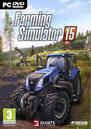 Farming Simulator 15 Holmer-SKIDROW