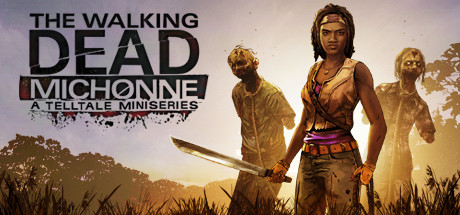 The Walking Dead: Michonne Cover PC