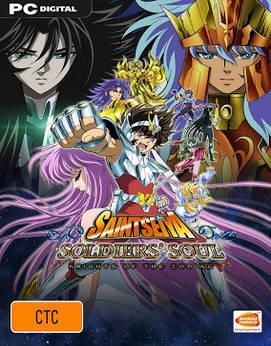 Saint Seiya Soldiers Soul-CODEX