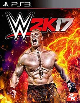 WWE 2K17 PS3-PROTOCOL