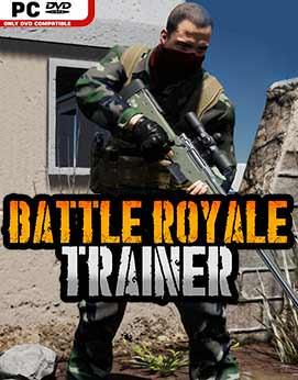 Battle Royale Trainer Cracked-3DM