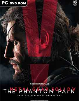 Metal Gear Solid V The Phantom Pain-RLDGAMES