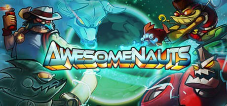 Awesomenauts Cover PC