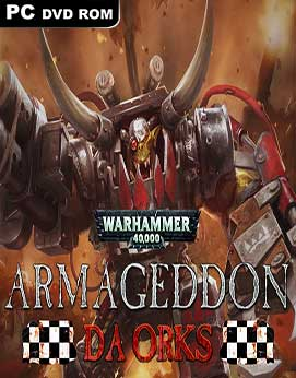Warhammer 40000 Armageddon Da Orks-SKIDROW