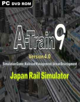 A-Train 9 V4 0 Japan Rail Simulator-SKIDROW