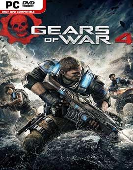 Gears of War 4-FULL UNLOCKED