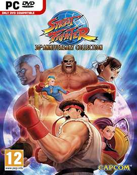 Street Fighter 30th Anniversary Collection-SKIDROW