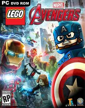 Lego Marvels Avengers-RELOADED