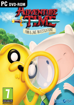 Adventure Time Finn and Jake Investigations-RELOADED