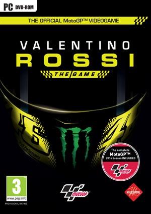 Valentino Rossi The Game-CODEX