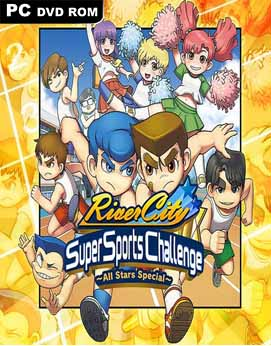 River City Super Sports Challenge All Stars Special-SKIDROW