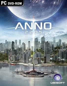 Anno 2205 Update v1.3 incl DLC-CODEX