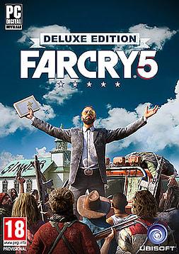 Far Cry 5 Gold Edition-FULL UNLOCKED
