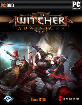 The Witcher Adventure Game v2.4.0.23-GOG