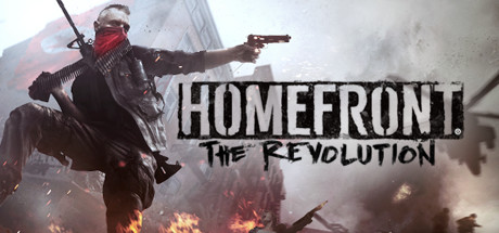 Homefront The Revolution Cover PC