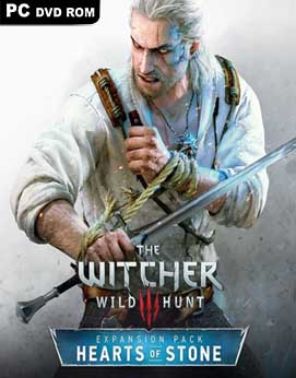 The Witcher 3 Wild Hunt Hearts of Stone Expansion-GOG