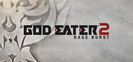GOD EATER 2 Rage Burst Cover PC