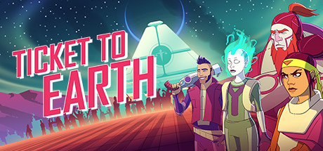 Ticket to Earth Episode 2-PLAZA