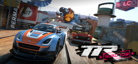 Table Top Racing: World Tour Cover PC