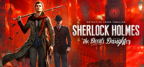 Sherlock Holmes: The Devil's Daughter Cover PC