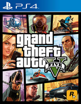Grand Theft Auto V READNFO PS4-KOTF