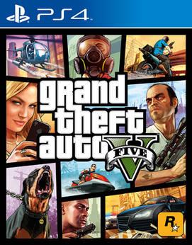 Grand Theft Auto V READNFO PS4-KOTF