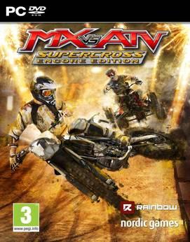 MX vs ATV Supercross Encore Edition-CODEX