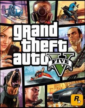 Grand Theft Auto V-RELOADED