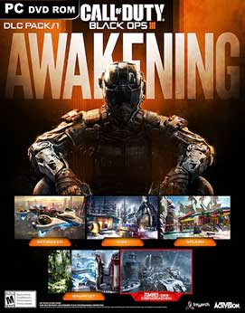 Call of Duty Black Ops III Awakening DLC-RELOADED