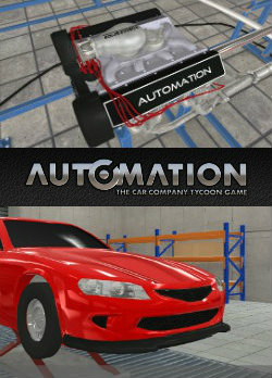 Automation The Car Company Tycoon Game v150707 Cracked