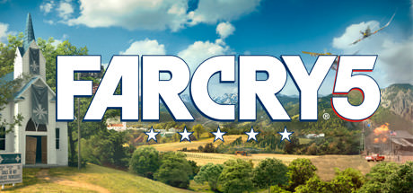 Far Cry 5 Cover art wide