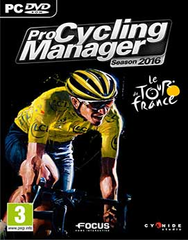 Pro Cycling Manager 2016-SKIDROW