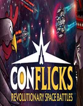 Conflicks Revolutionary Space Battles-PLAZA