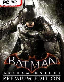 Batman Arkham Knight Update 7 And Crack-CPY