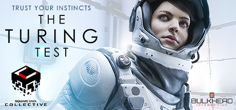 The Turing Test Cover PC