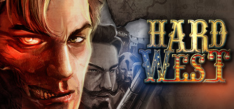 Hard West pc cover