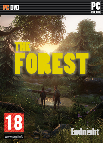 The Forest Public Alpha v0.26c Cracked