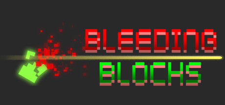 Bleeding Blocks Cover PC