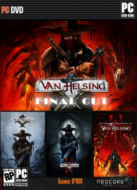 The Incredible Adventures of Van Helsing Final Cut Update v1.01-BAT